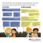Échanger avec les nouveaux parents et rencontres familiales
