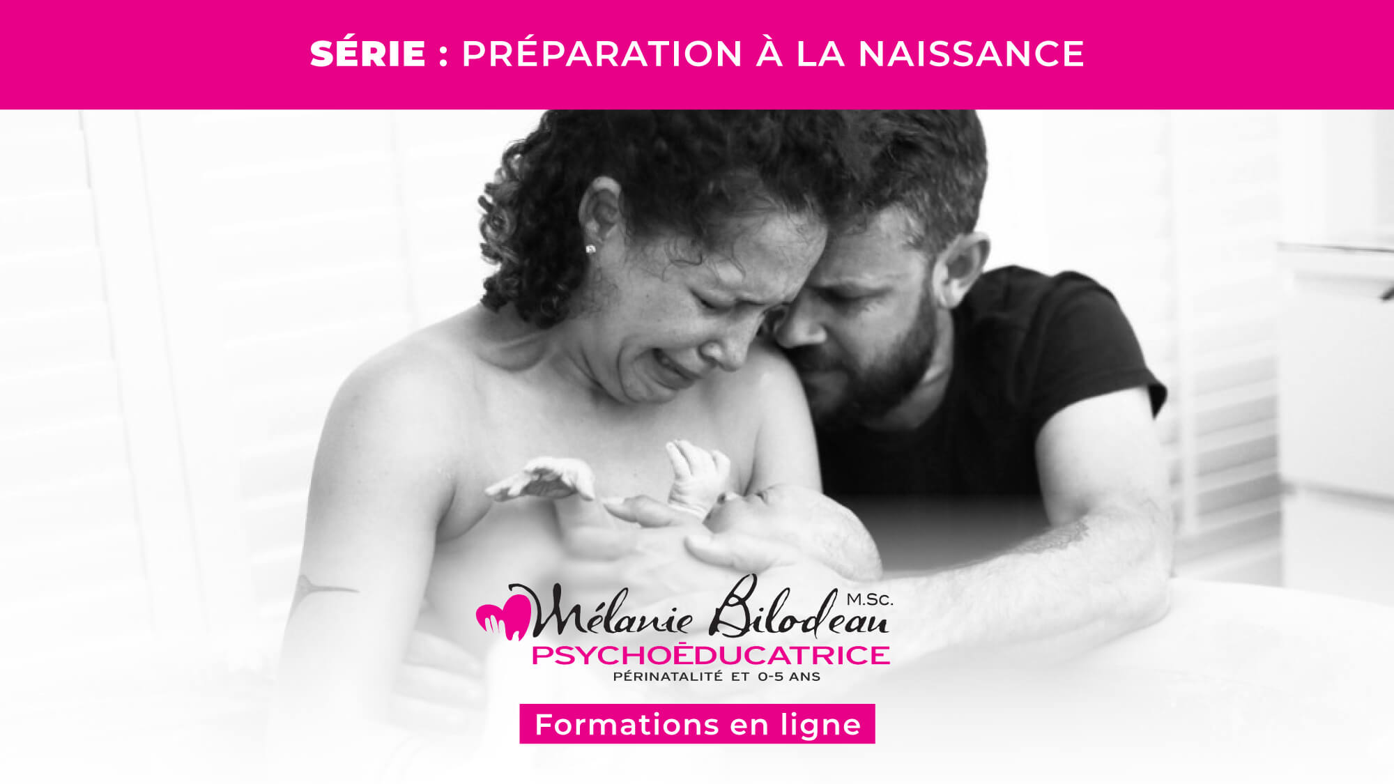 Préparation à la naissance en ligne